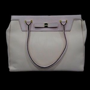 EUC- Kate spade large pink purse HOST PICK !